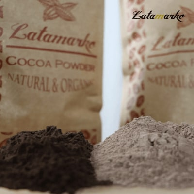 Cocoa Powder Alkalized