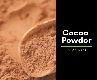 Export of cocoa powder to Egypt