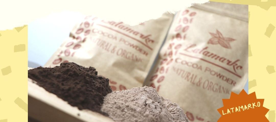 dark Turkish cocoa powder