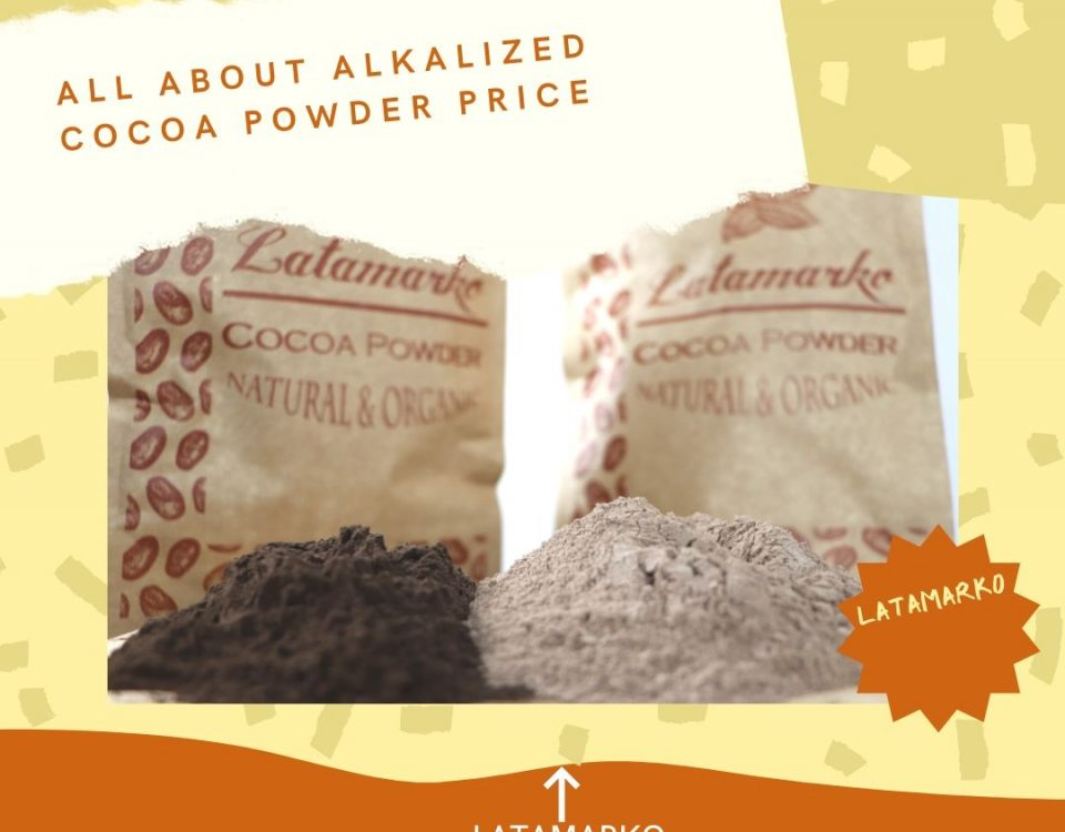 The Nutritional Facts of Alkalized Cocoa Powder