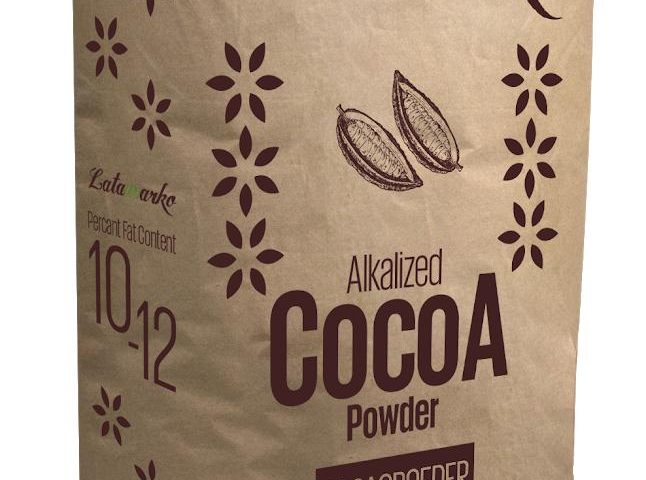 Export of cocoa powder to Russia