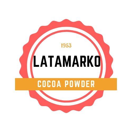 latamarko alkalized cocoa powder