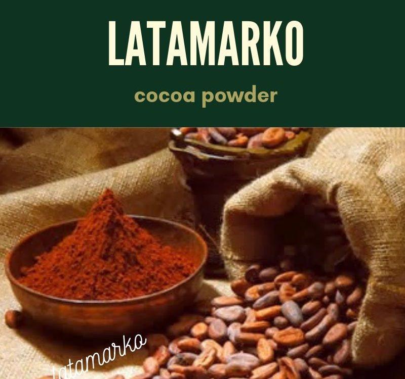 Cocoa Powder Alkalizing Agent