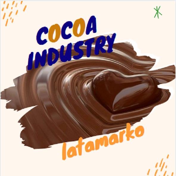 Cocoa powder alkalization process